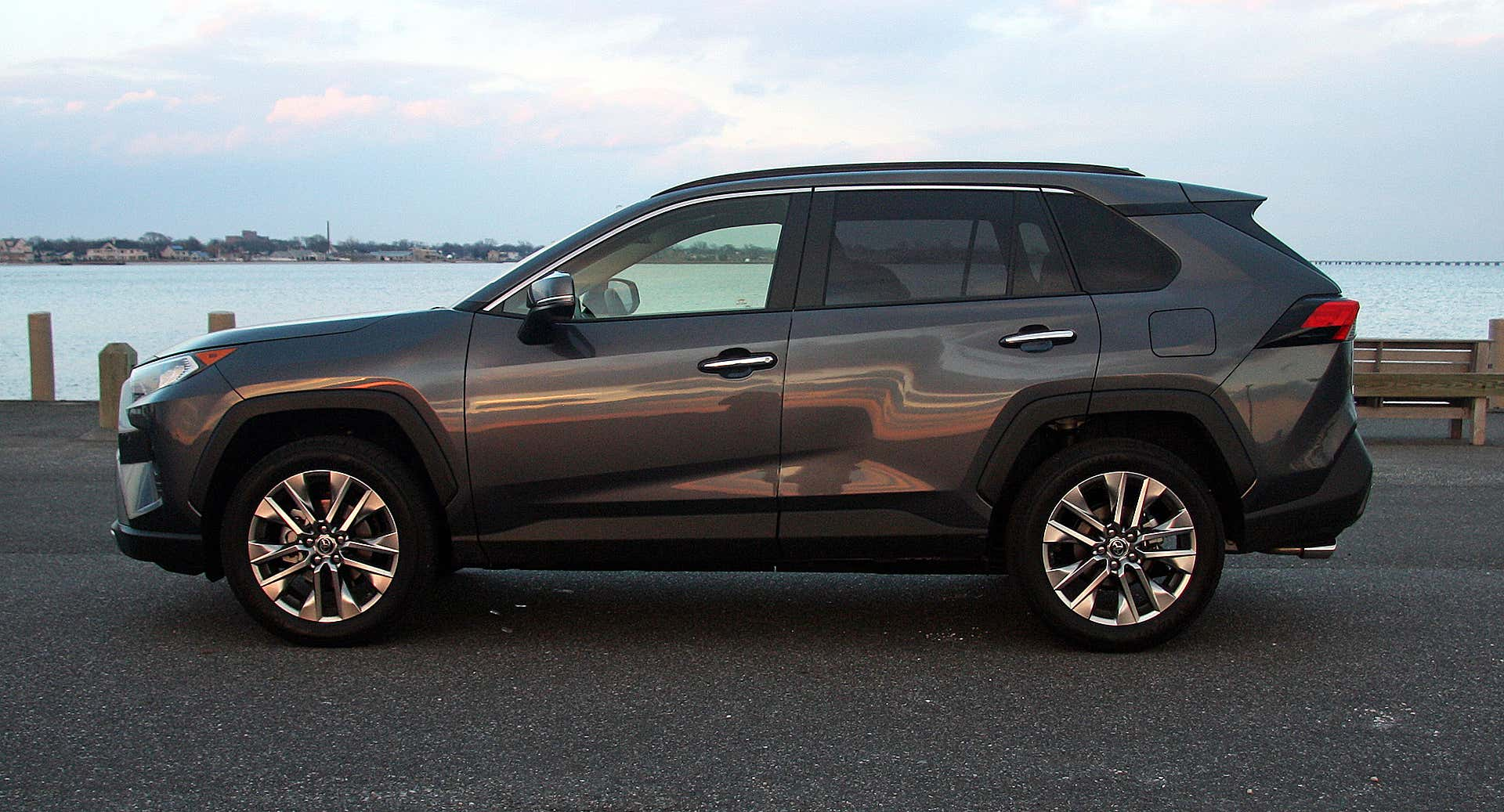 2019 toyota rav4 new dad review