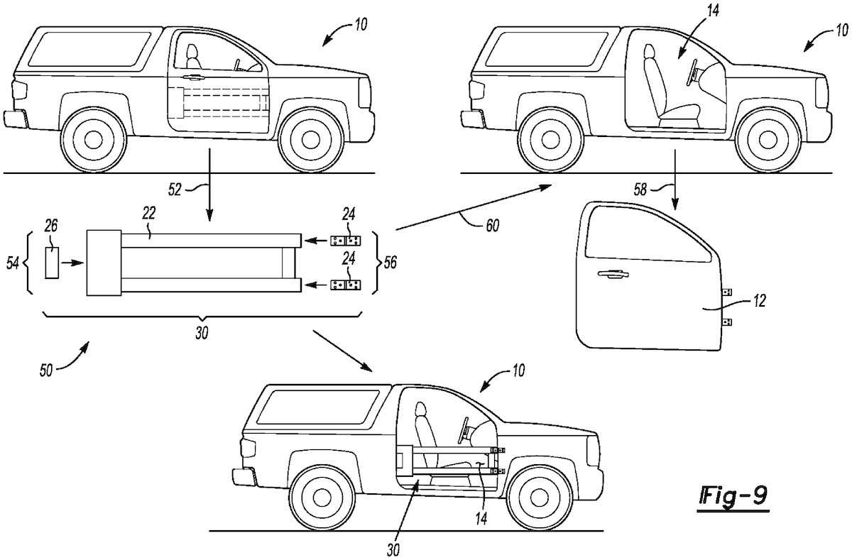 Dealers Claim 2020 Ford Bronco Prototype With Removable