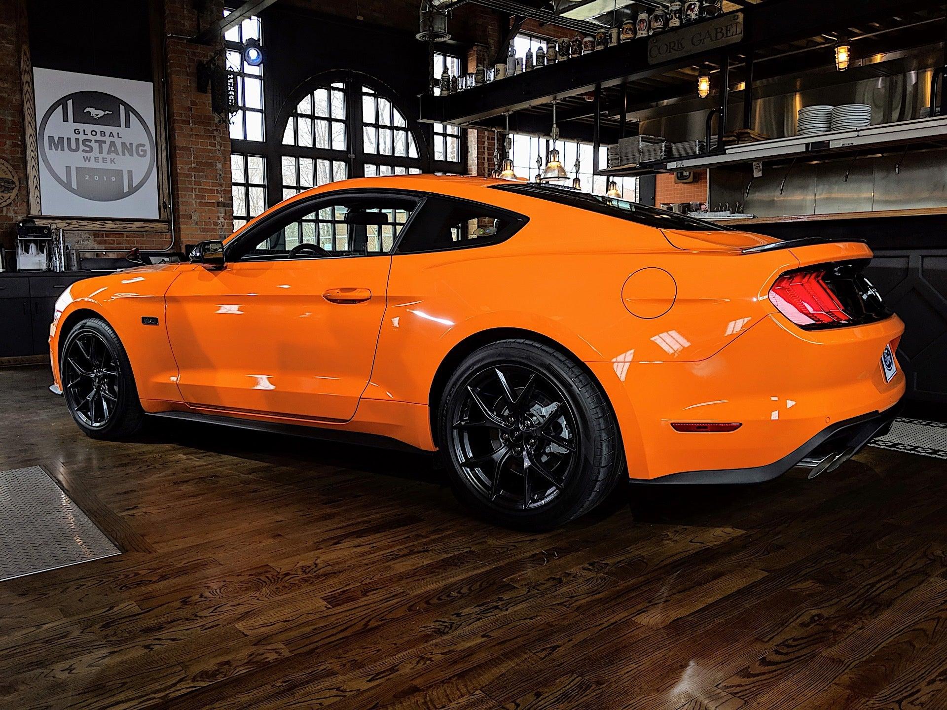 2020 Mustang Gt Convertible Performance