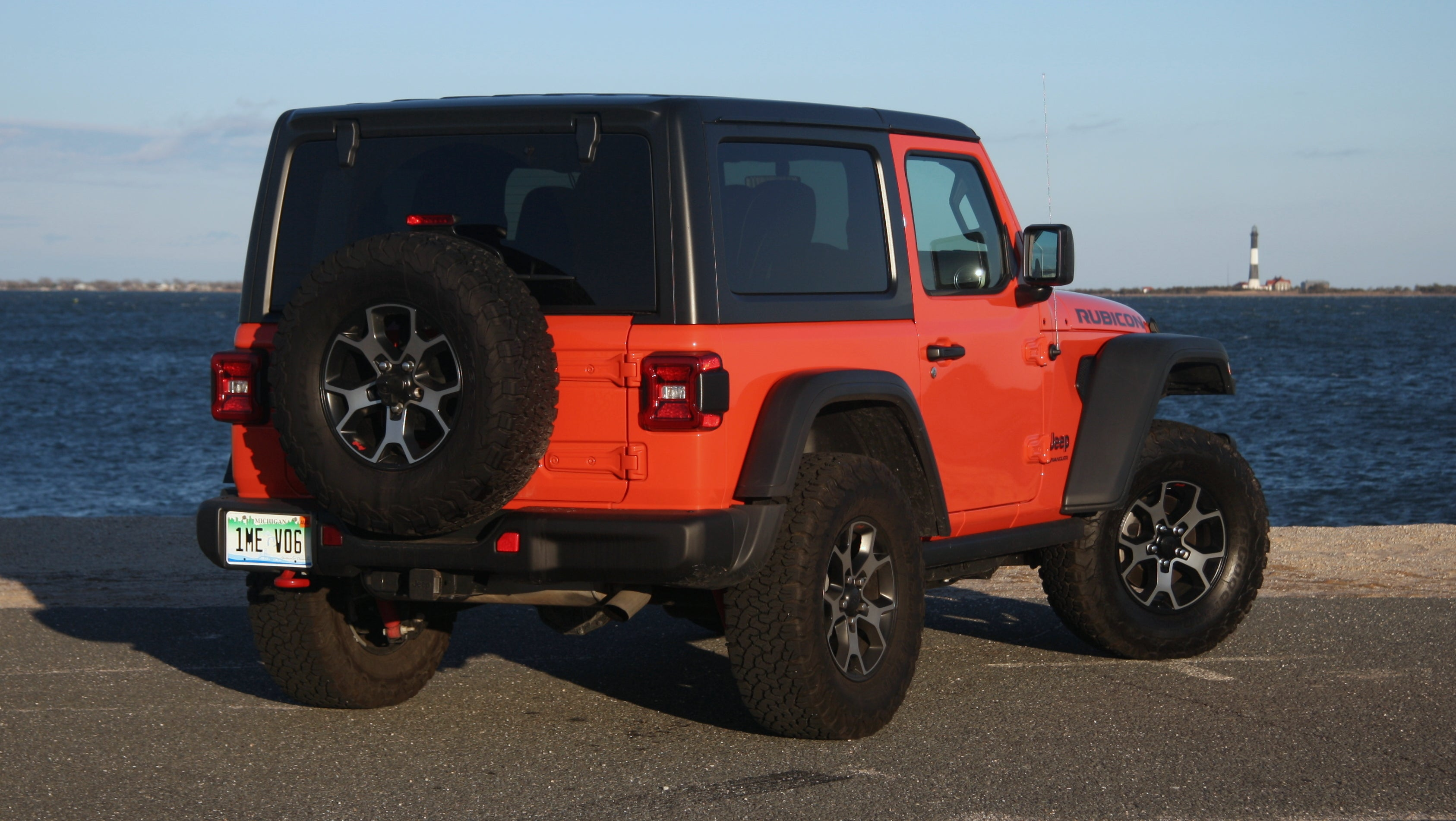 Jeep Wrangler Rubicon New Dad Review The Drive