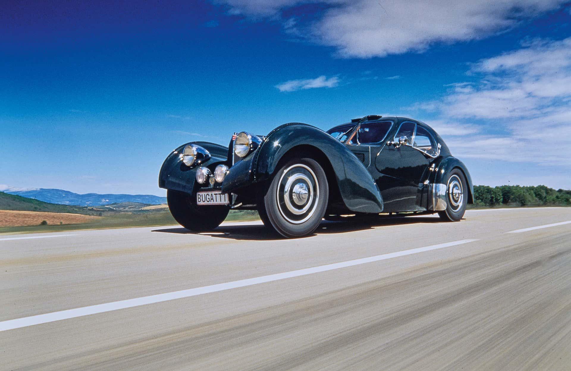 Find Bugatti S Lost 100 Million Type 57 Sc Atlantic Coupe