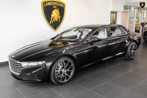Ultra Rare And Ultra Sexy Aston Martin Lagonda Taraf Listed For Sale In California