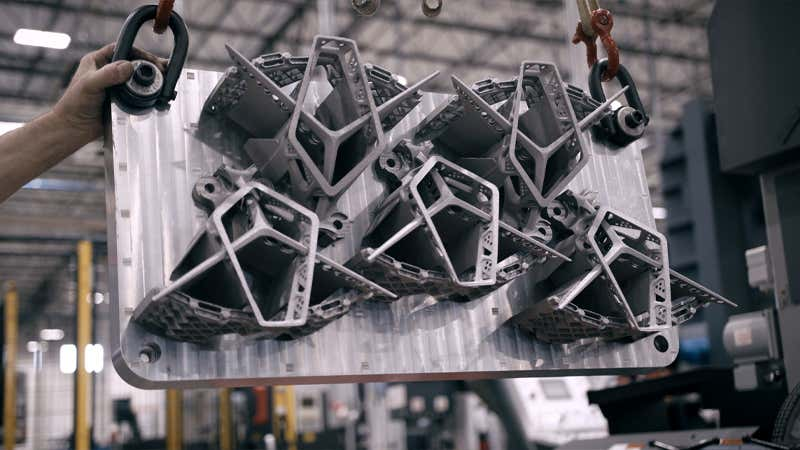 hre unveils 3d printed titanium wheels that only weigh 16 pounds hre unveils 3d printed titanium wheels