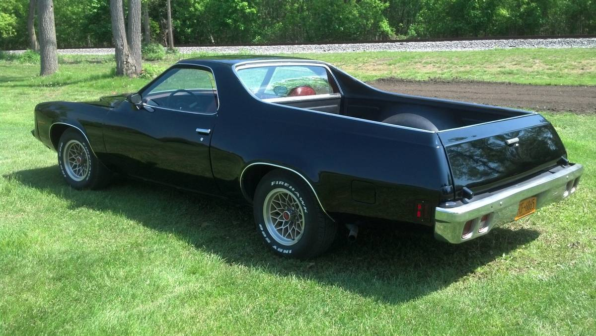 This 1974 Pontiac Grand Camino Is The Chevy El Camino S Cousin That Never Was The Drive