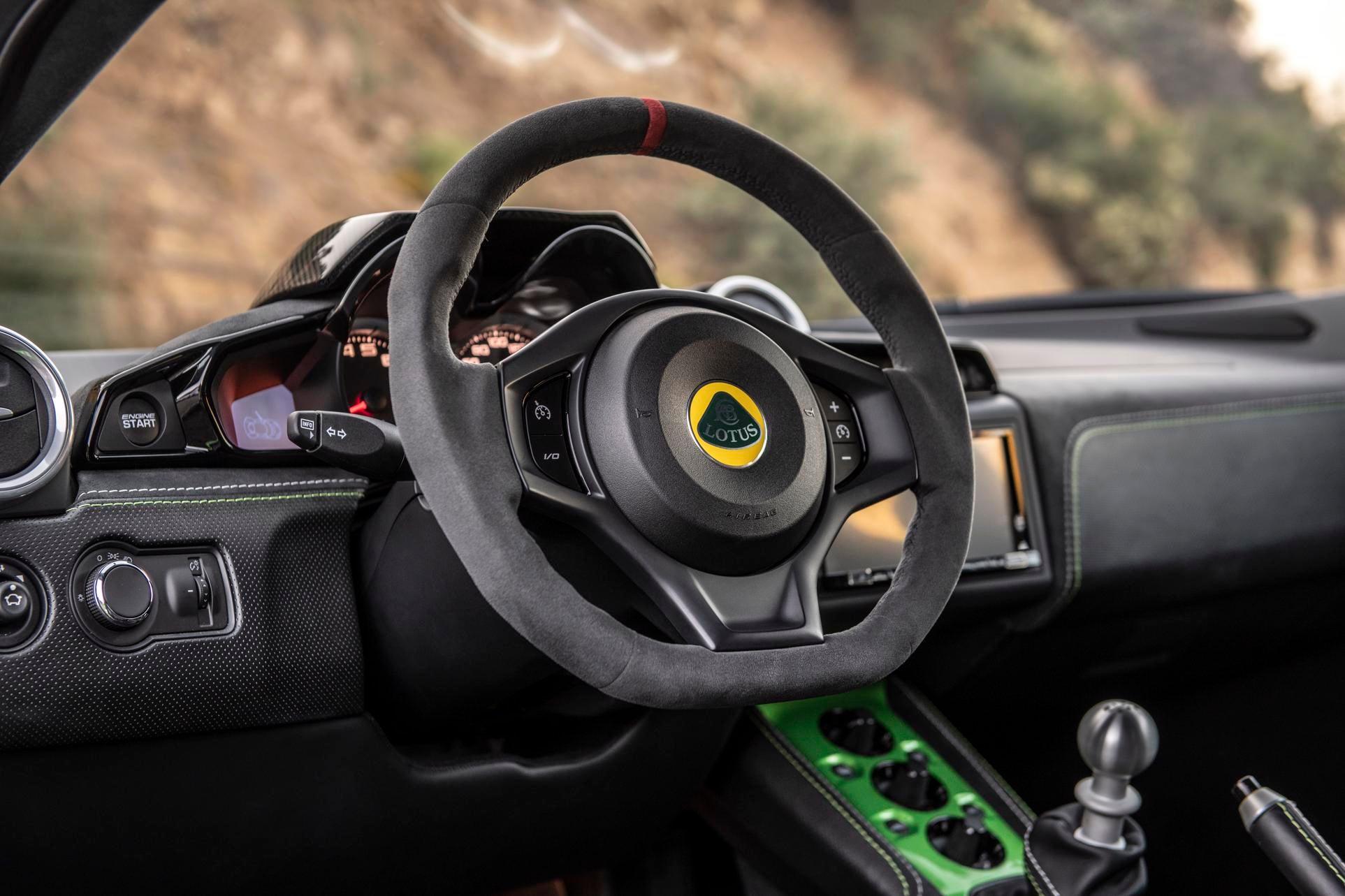 2020 Lotus Evora Gt Review The Anti Modern Sports Car The Drive