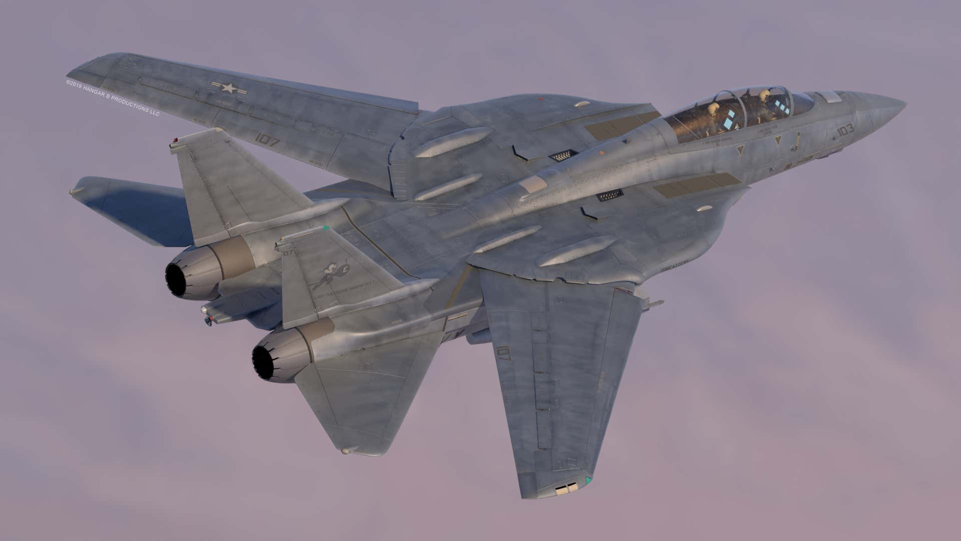 This Is What Grumman's Proposed F 20 Super Tomcat 20 Would Have ...