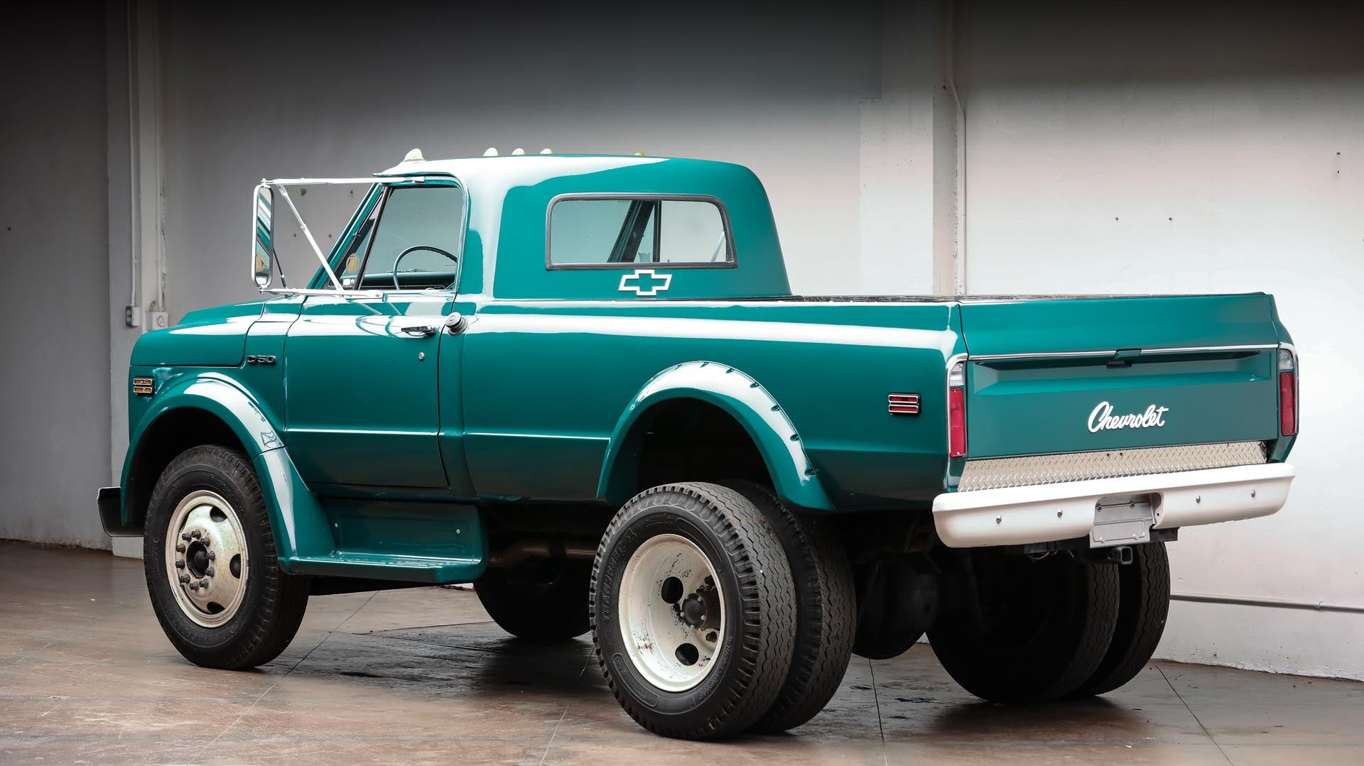 Custom 1972 Chevrolet C50 Is A Time Capsule From America S Golden Era
