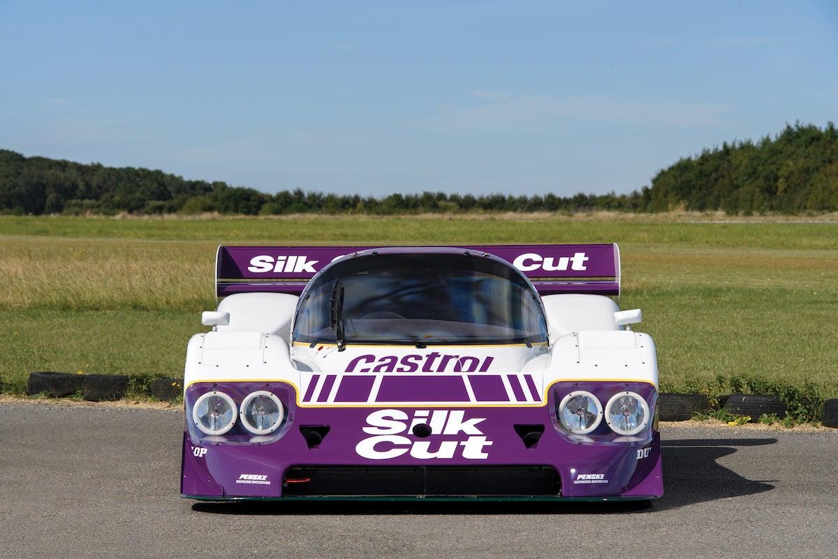 Stunning 1989 Jaguar XJR-11 Group C Car in Famed Silk Cut ...
