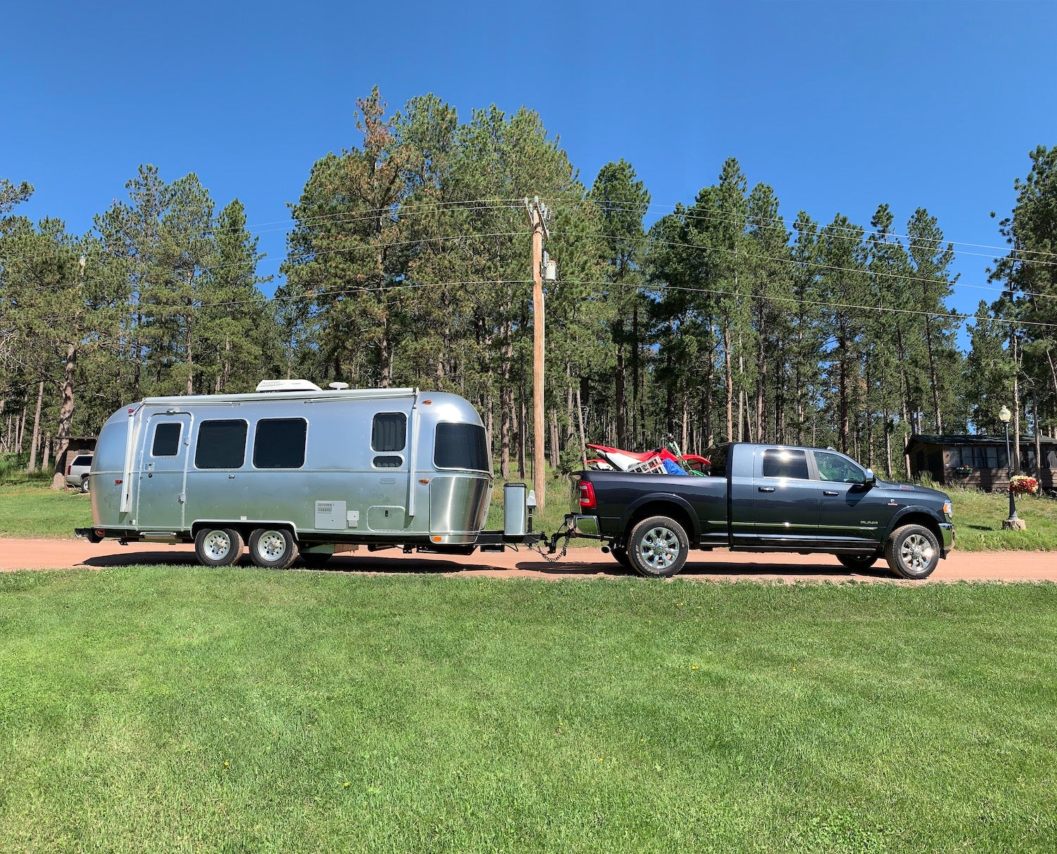2019 Ram 2500 Hd Limited Diesel And Airstream Globetrotter 23 Review Capable Comfort
