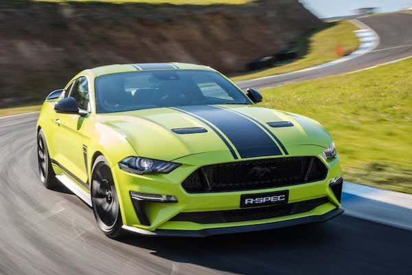 2020 Ford Mustang R-Spec Is Australia's 700-HP Shelby ...