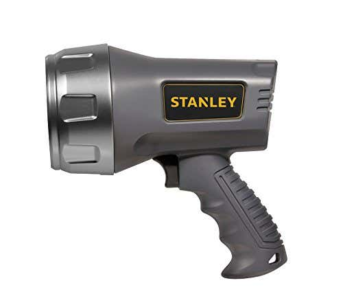 STANLEY Rechargeable 700 Lumen Lithium-Ion Ultra Bright LED Spotlight Flashlight