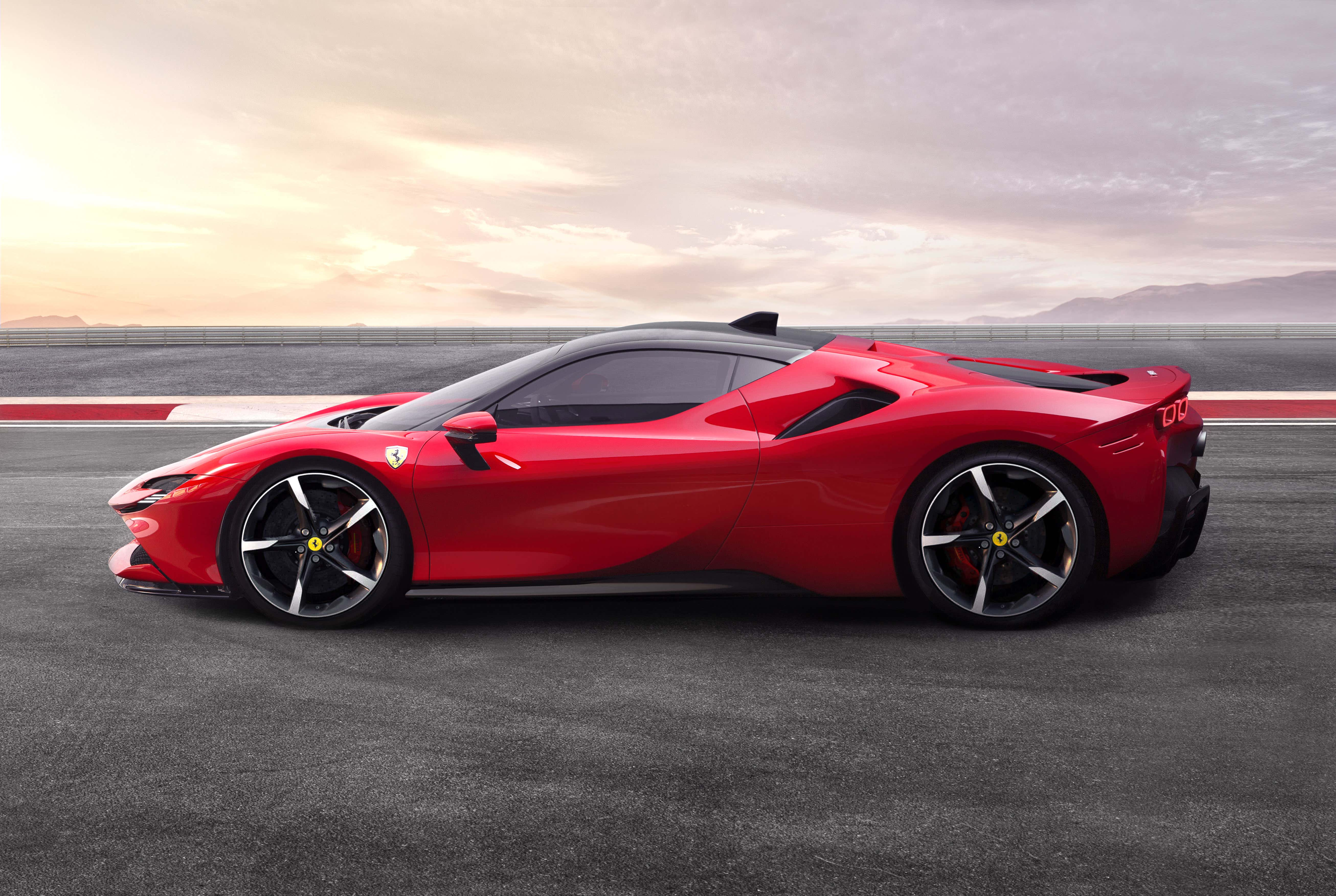Ferrari To Focus On Current Vehicle Lineup Rather Than Launch New Models In 2020