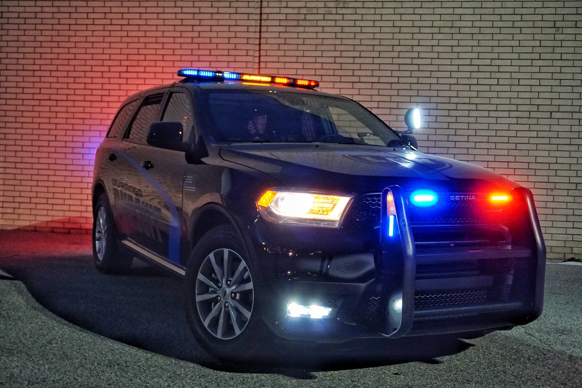 2020 Dodge Durango Pursuit Review Driving A Police Car Will Teach You A Lot About People