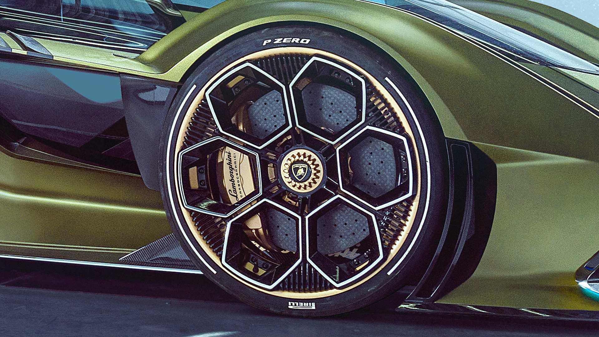 The Extreme Lamborghini V12 Vision Gran Turismo Concept ...