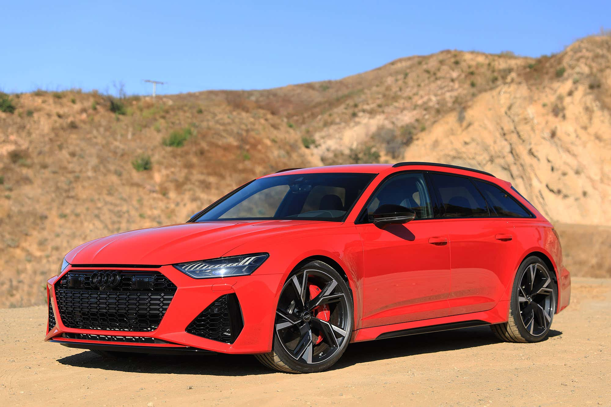 Kekurangan Audi Rs6 Avant Review