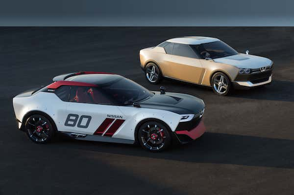 This Is Why Nissan Killed Its Plans to Build the Awesome IDX Nismo Coupe