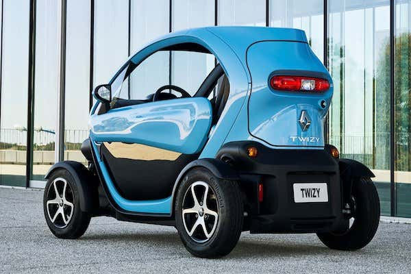 2014 Renault Twizy Micro Ev Mysteriously Pops Up For Sale In Los Angeles