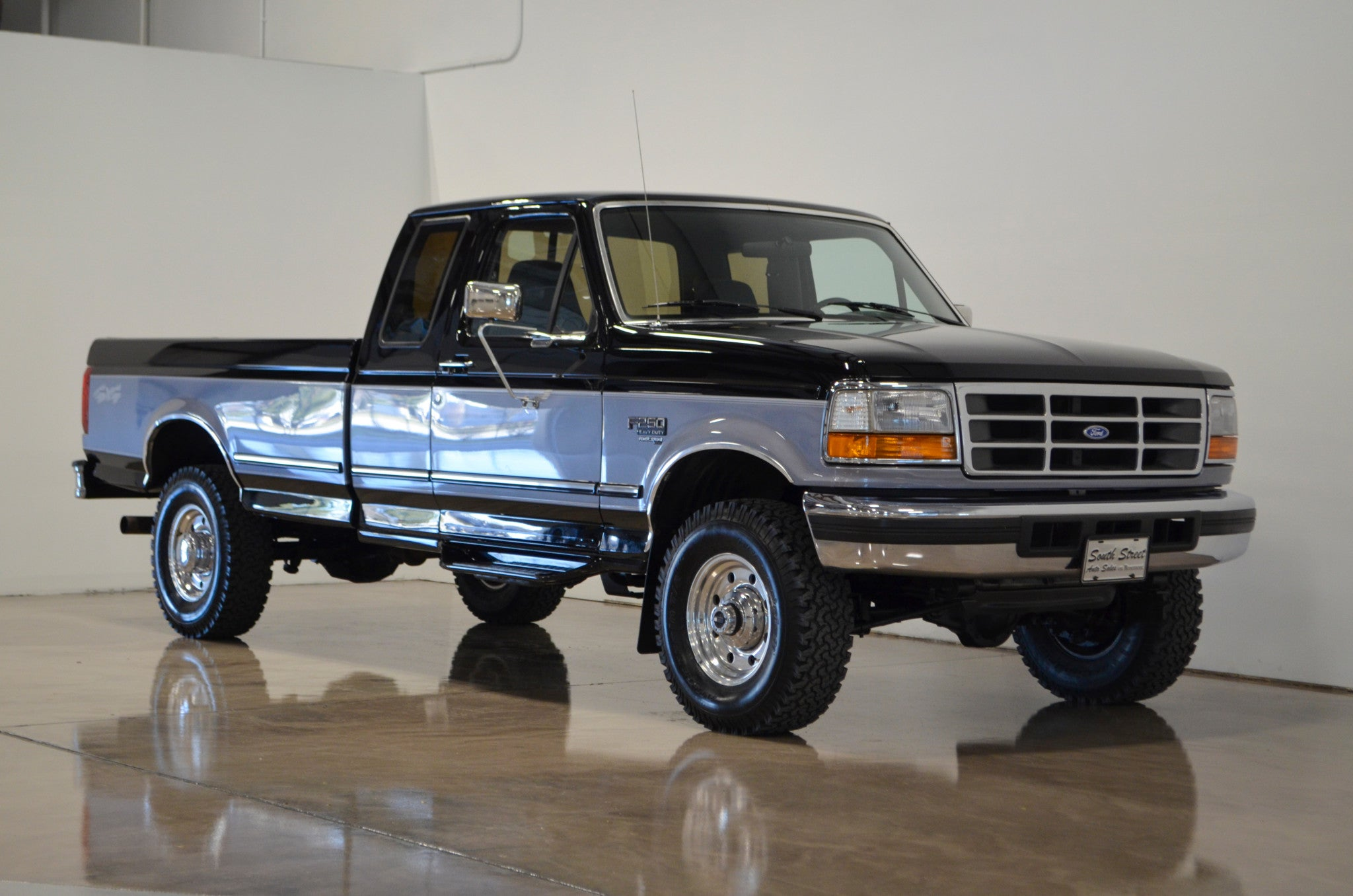 Buy Pickup Perfection With This 49k Mile 1997 Ford F 250 Power Stroke Diesel