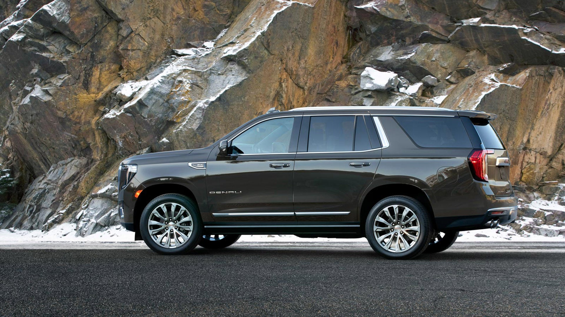 The All New 2021 Gmc Yukon And Yukon Xl Are Here And They Look Pretty Sharp