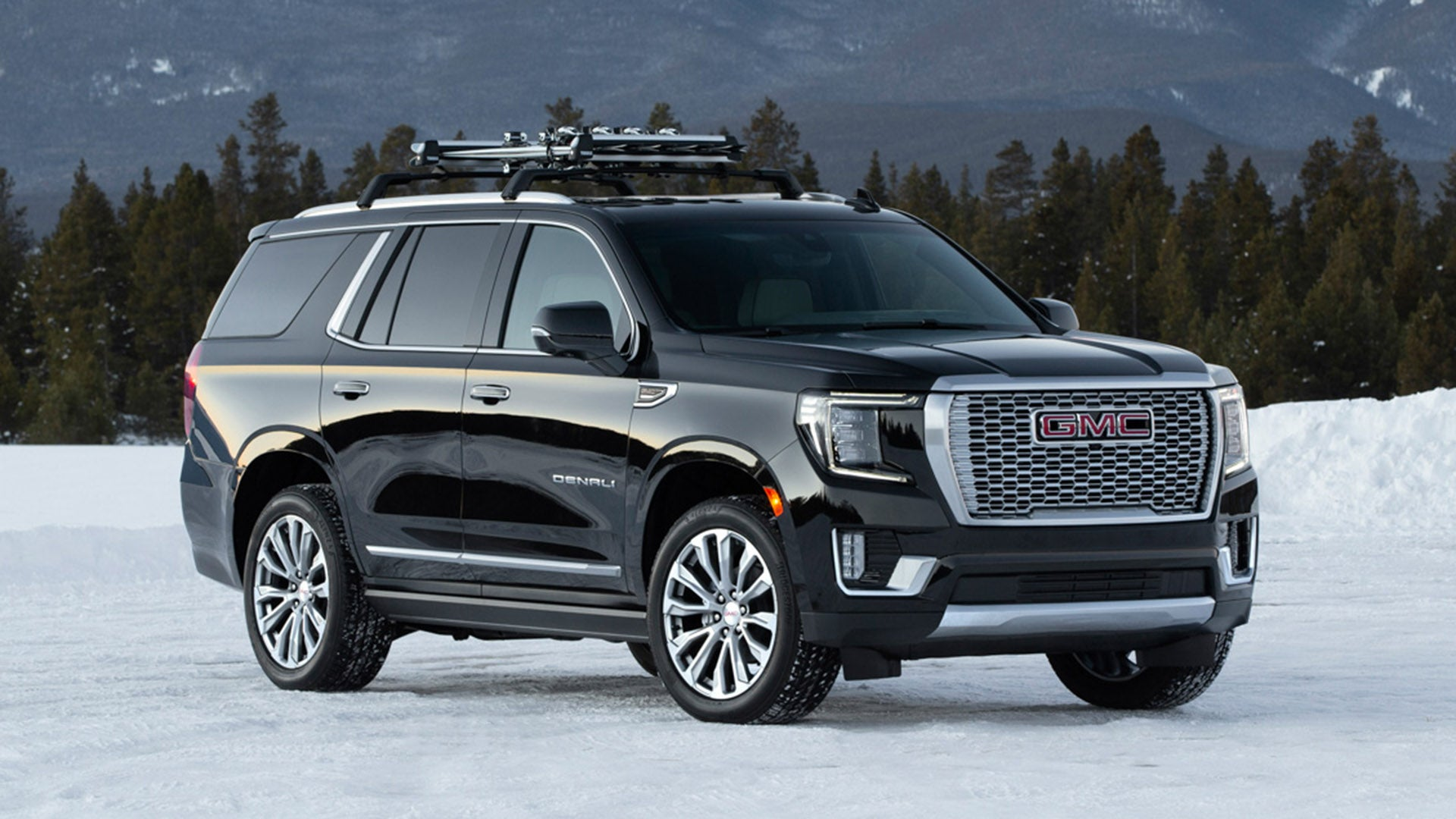 the all-new 2021 gmc yukon and yukon xl are here, and they