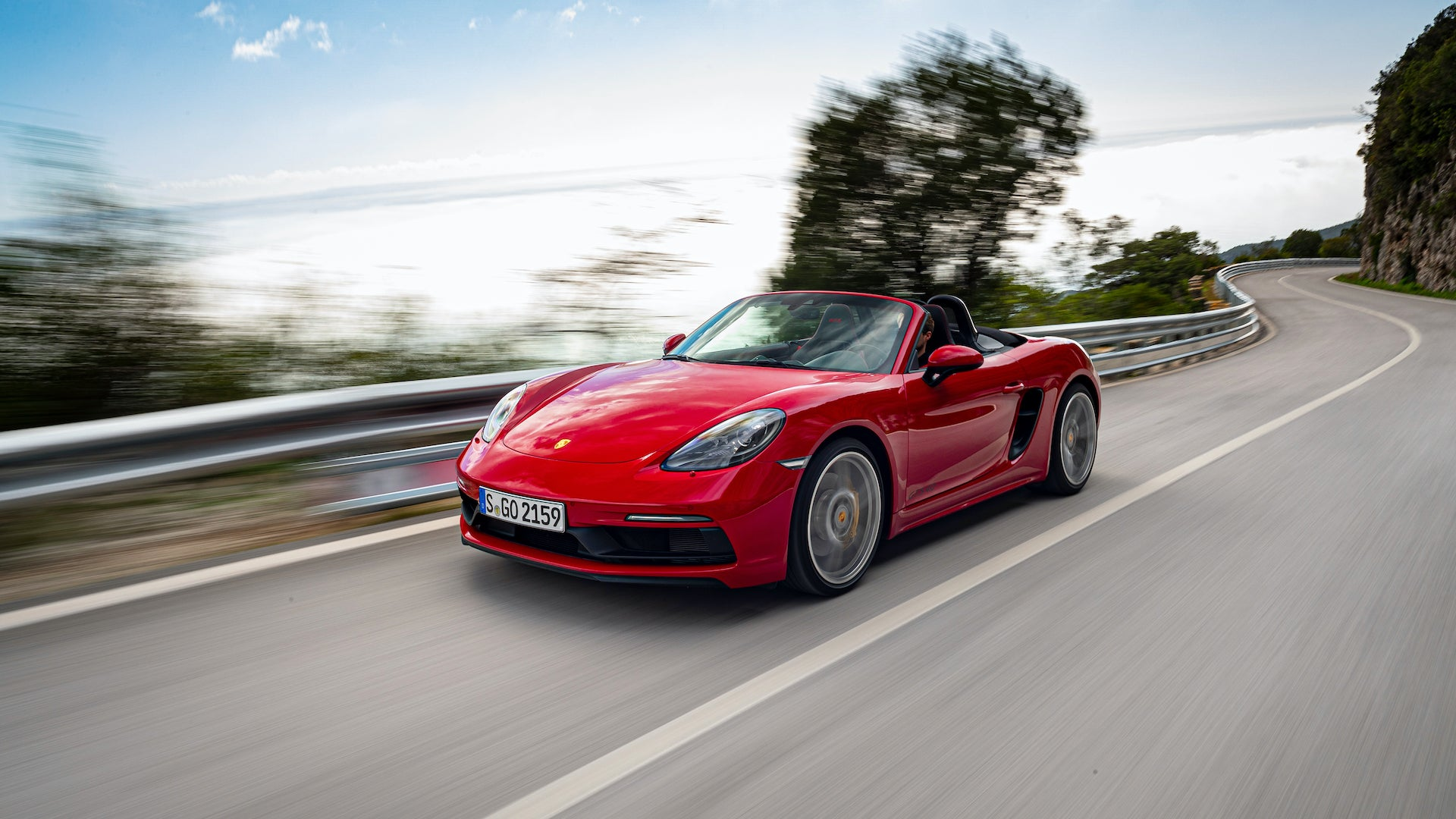 2021 Porsche 718 Cayman And Boxster Gts A Welcome Return To Flat Six Glory