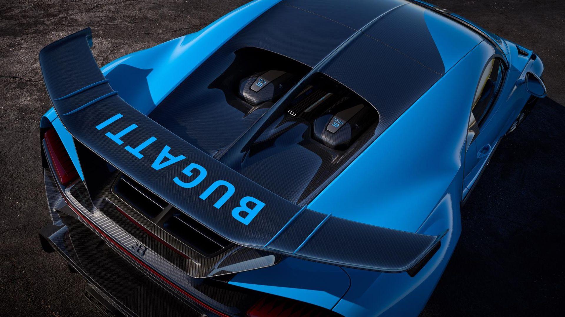 The $3.3 Million Bugatti Chiron Pur Sport Has a 6-Foot ...