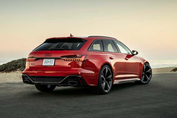 Order-Only 2021 Audi RS6 Avant Super-Wagon Will Start at ...