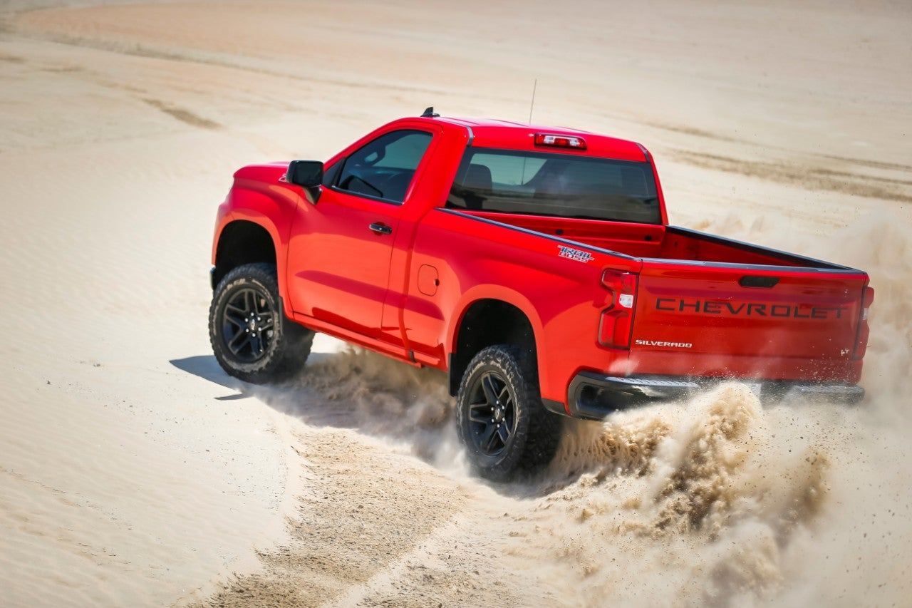 Hey Gm The American People Demand A Short Bed Single Cab Pickup Truck