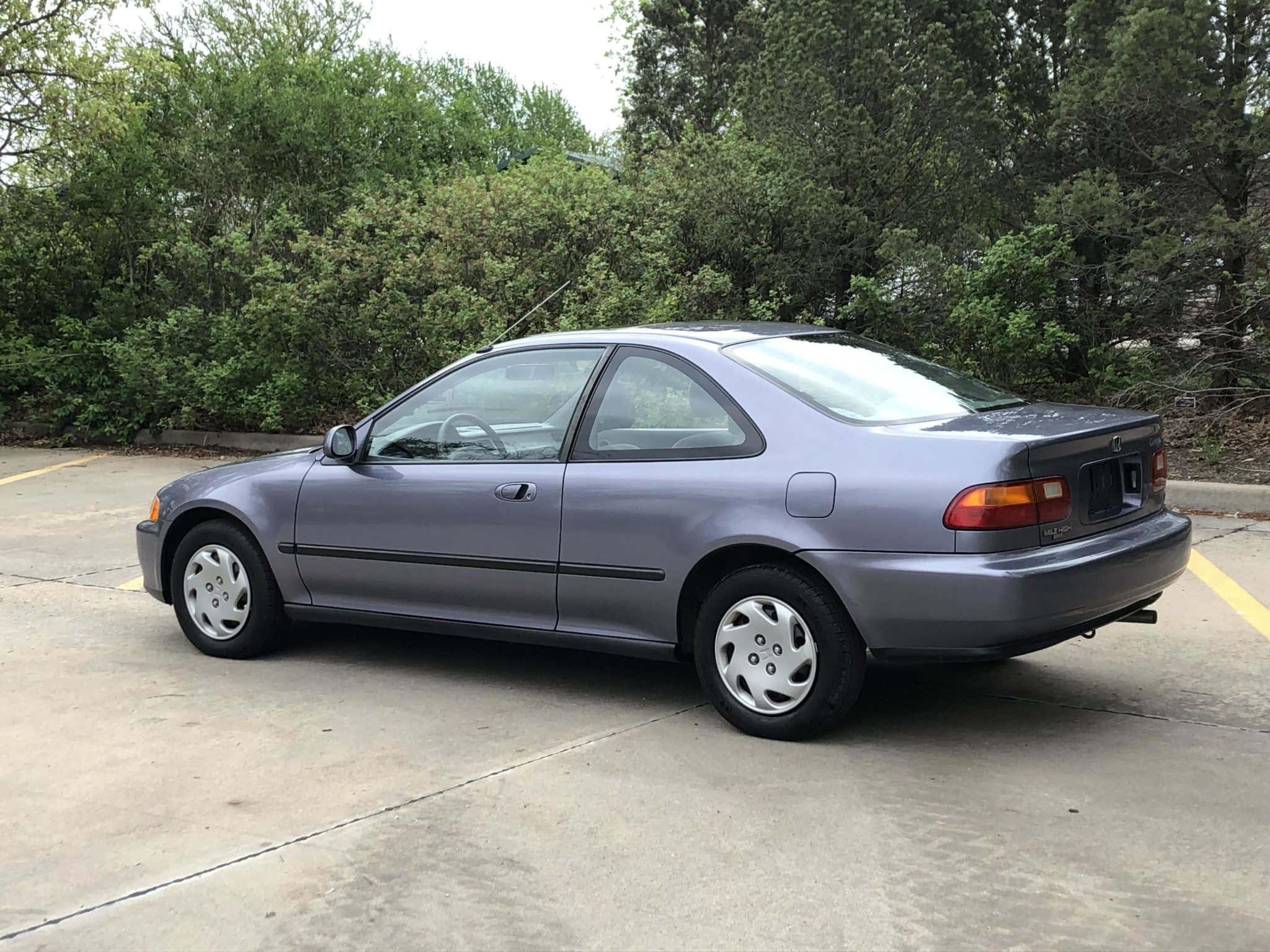 Kelebihan Kekurangan Honda Civic 1995 Murah Berkualitas