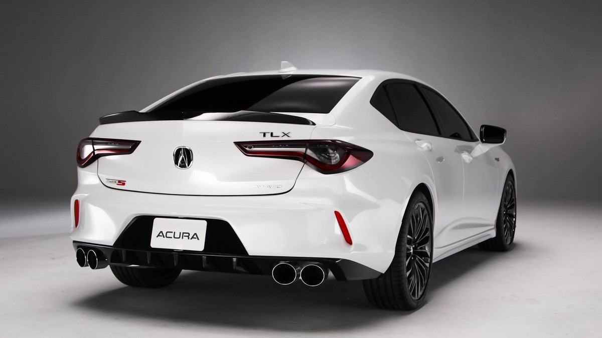 The 2021 Acura TLX Is the Beautiful Type-S Concept Come to ...