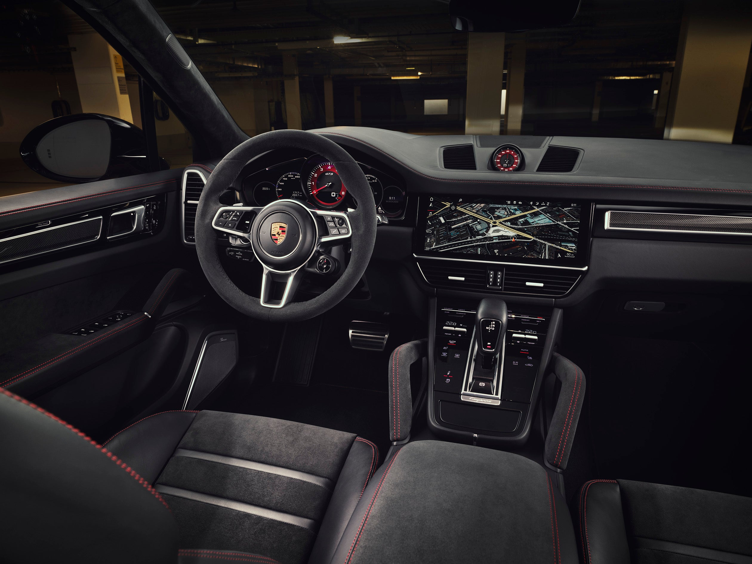 The Porsche Cayenne Gts Is Back To V8 Power The Drive