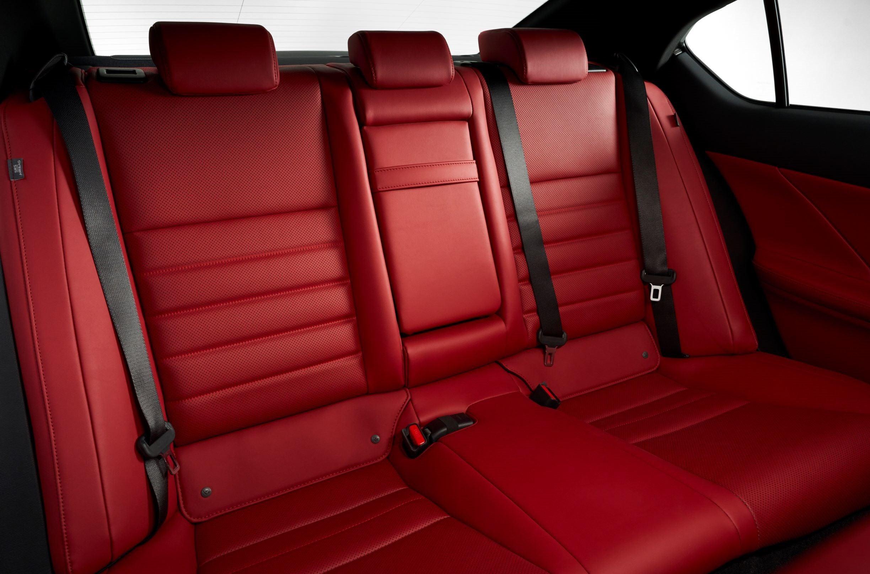 2021 Lexus IS: A Mild Design Update and Apple CarPlay Aim ...