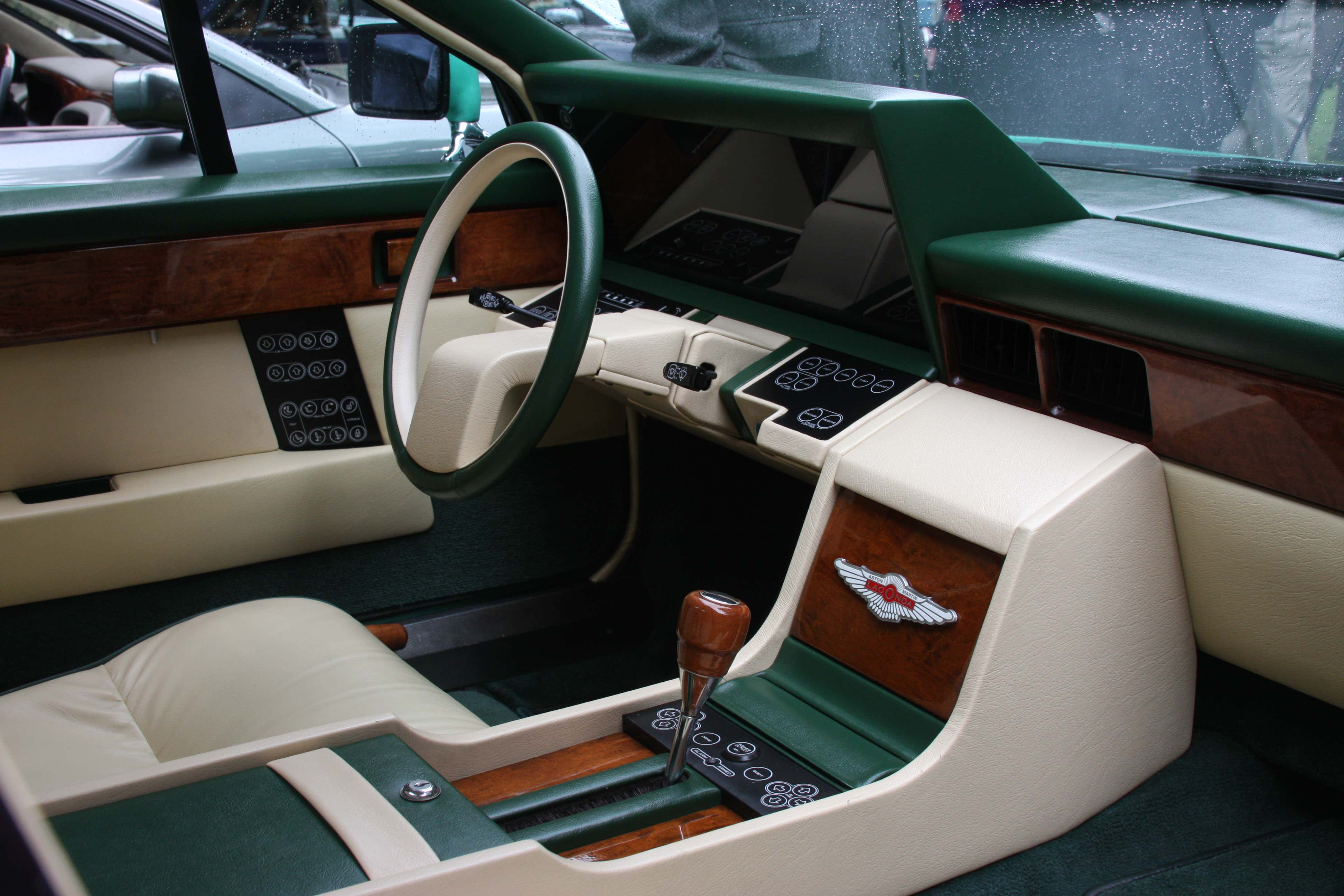 The Wild History Of The Aston Martin Lagonda Series 2 The Drive