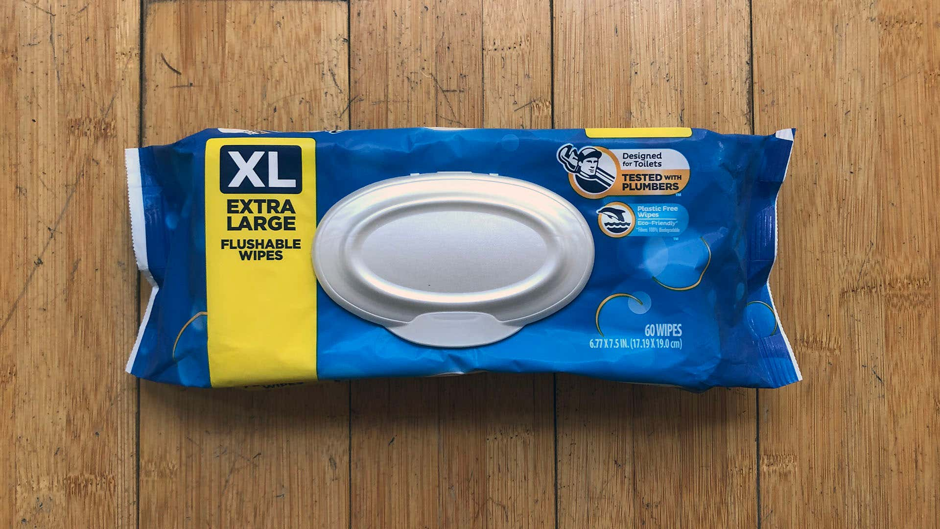 Wet wipes allow for longer time without a shower.