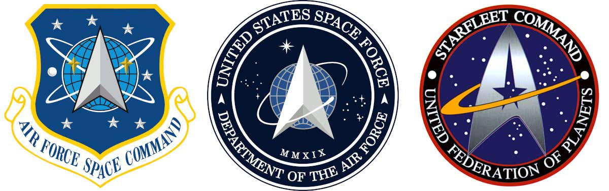 Here Are The Names Space Force Rejected In Favor Of Calling Its New Units Deltas