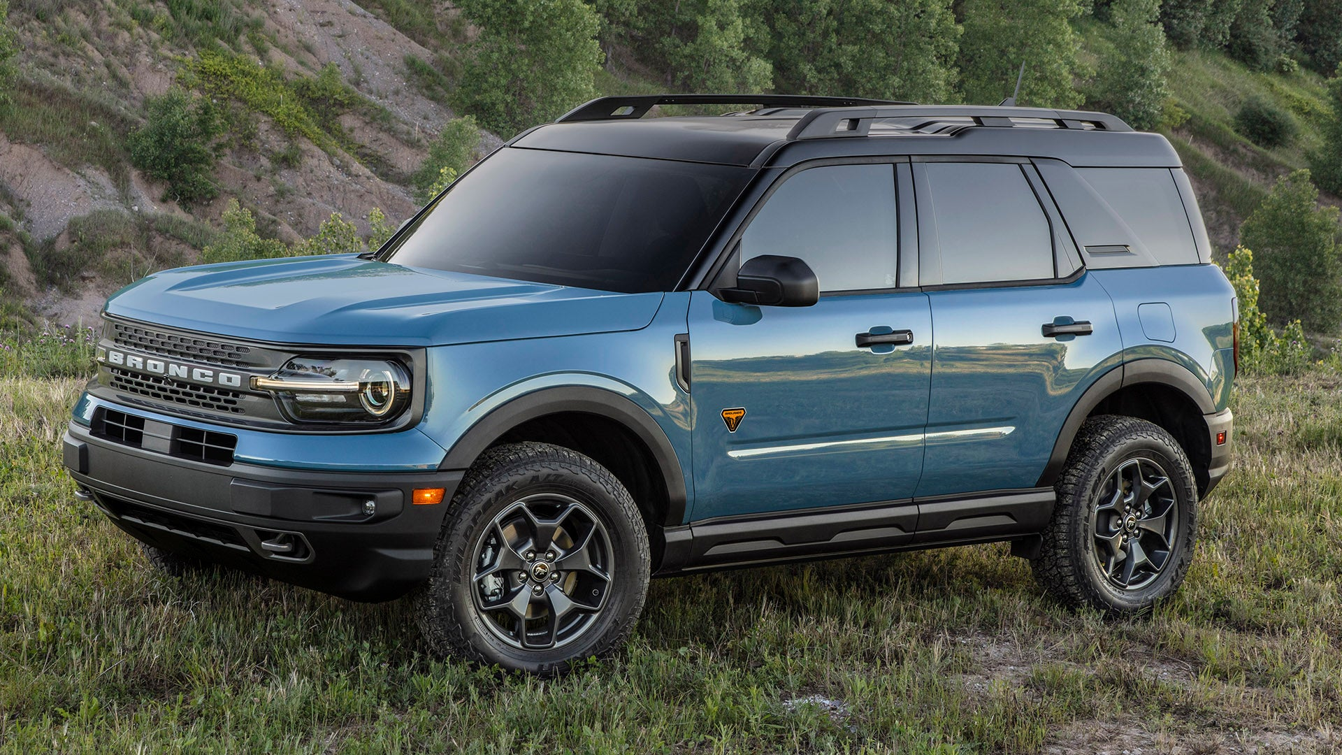 2021 Ford Bronco Sport: The $28K 'Baby' Bronco Is Built ...