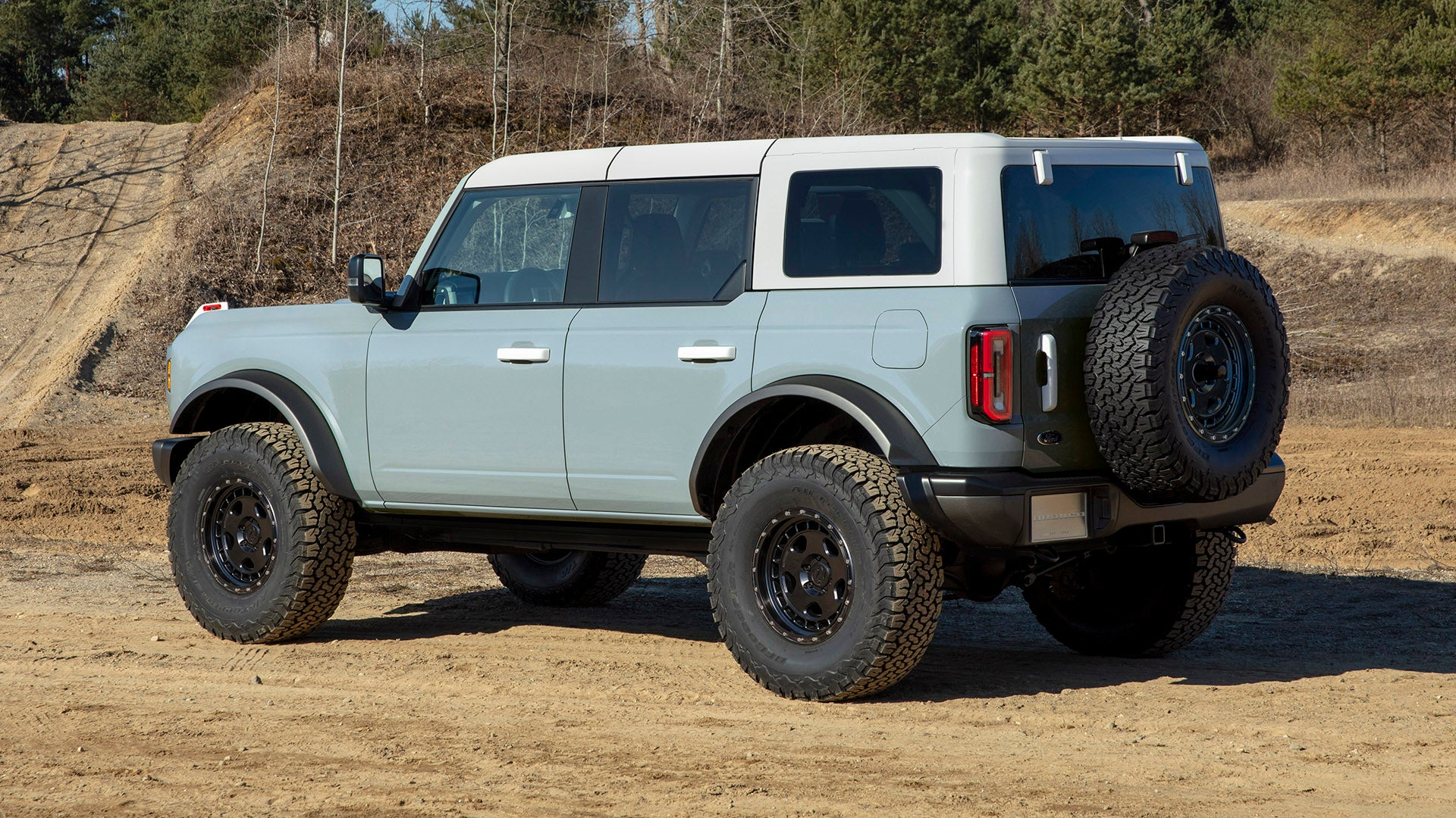 The 2021 Ford Bronco S Off Road Features Make It An Actual Crime To Stay On Pavement