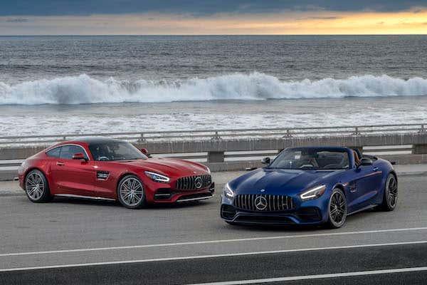 Mercedes Benz Massive Menu Is Losing Multiple Coupes Convertibles Report