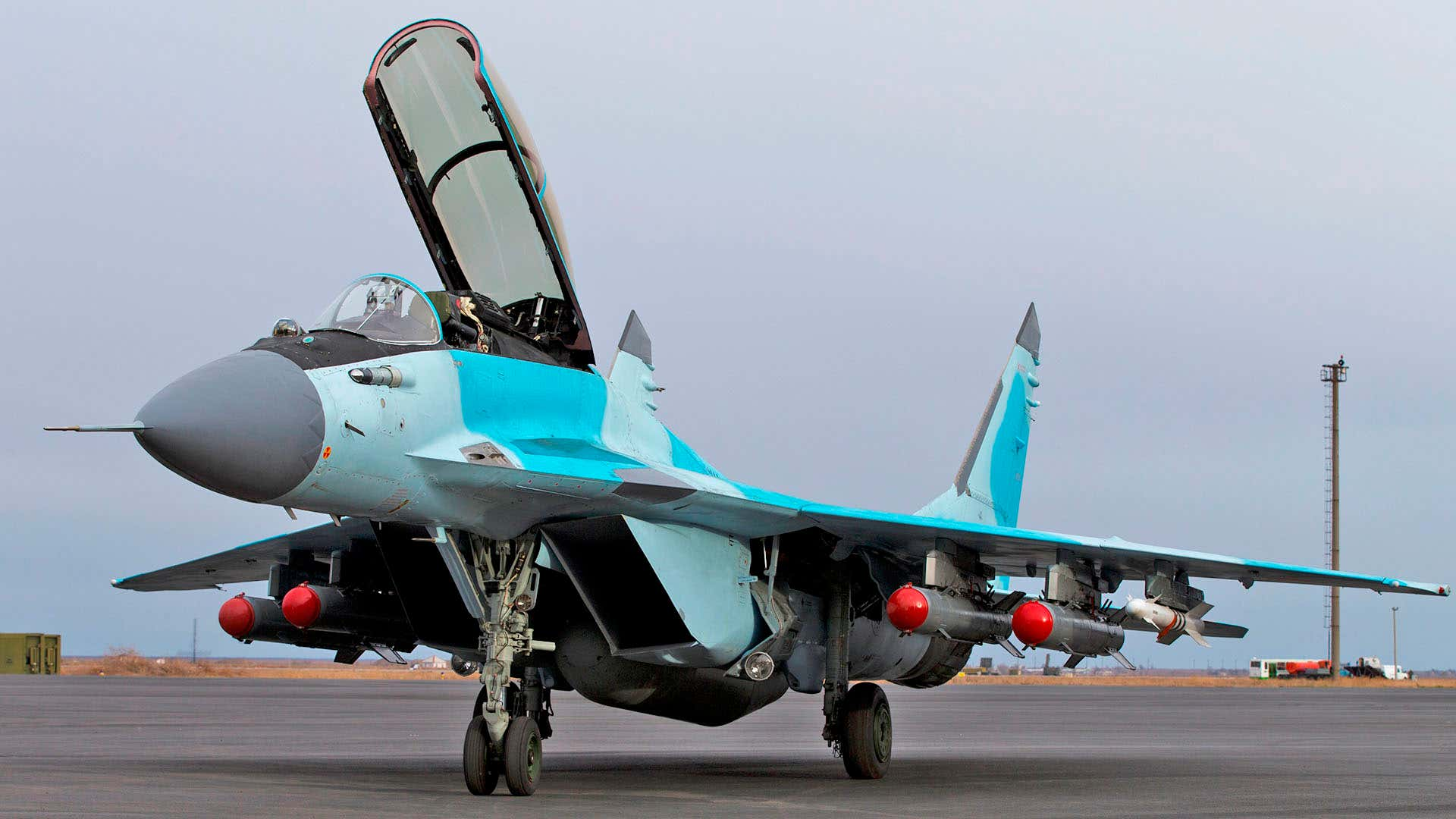 Why Russia's MiG-35 Is Starting To Look Like A Dead Duck   The Drive