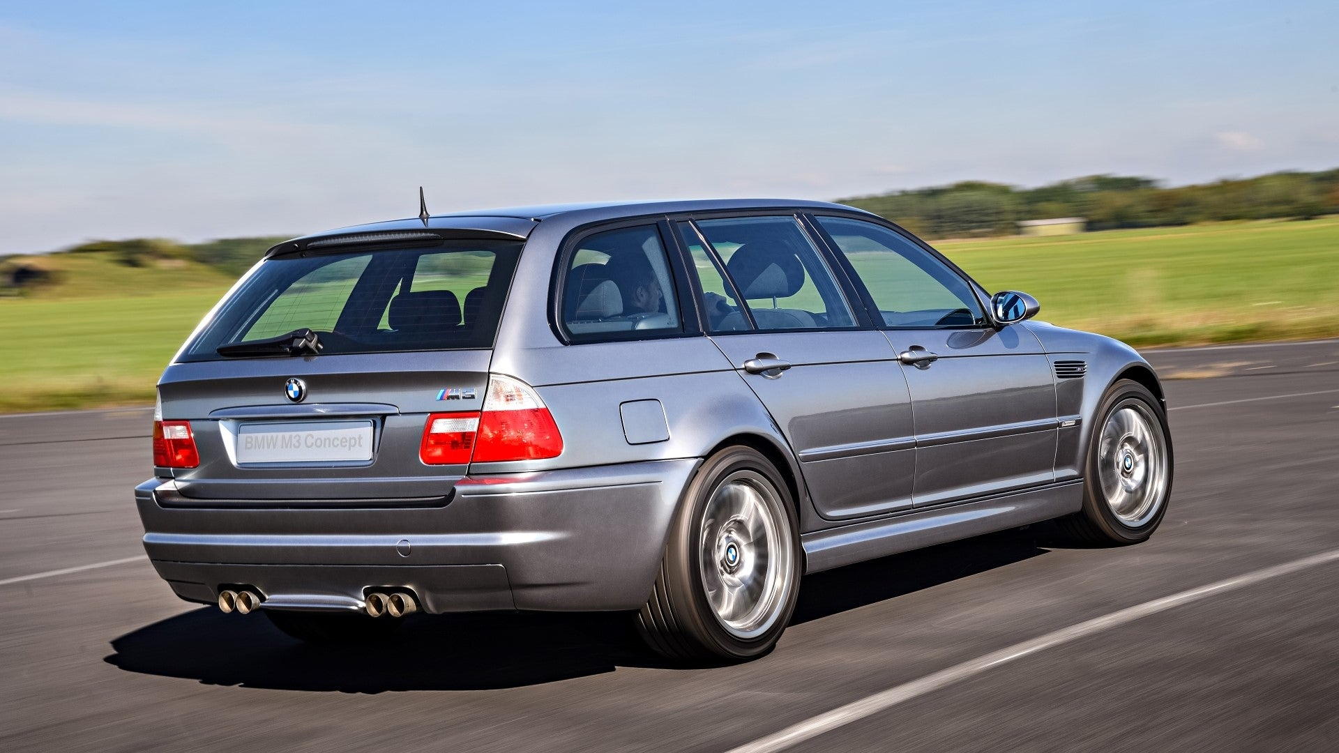 A Bmw M3 Touring Wagon Is Finally Happening Just Not For America
