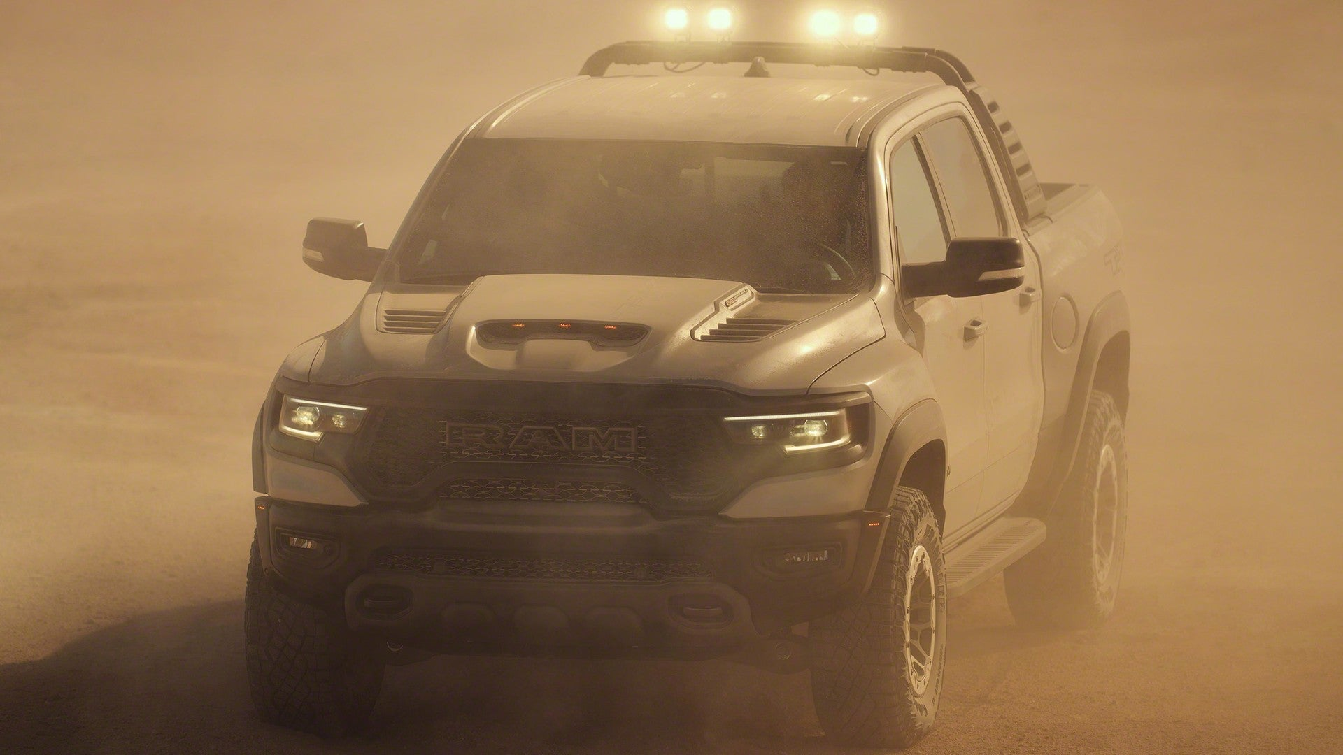 2021 Ram Trx The 702 Hp Hellcat Powered Truck That S Been Years In The Making