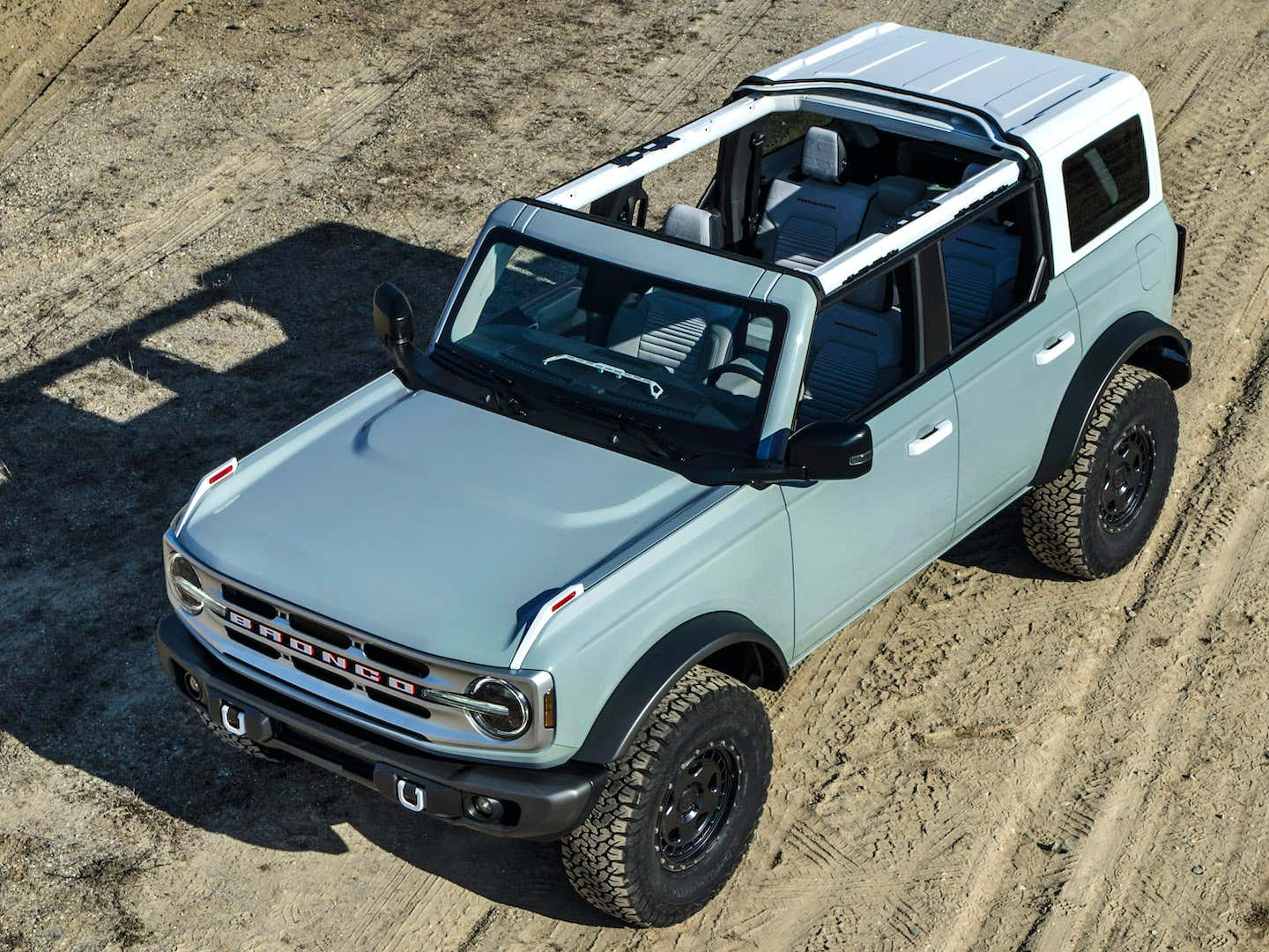 Pricing for 2021 Ford Bronco's Most Popular Options ...