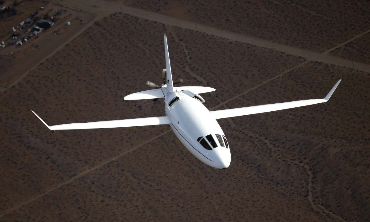 Otto Aviation公司正式揭幕潜在革命性Celera 500L飞机