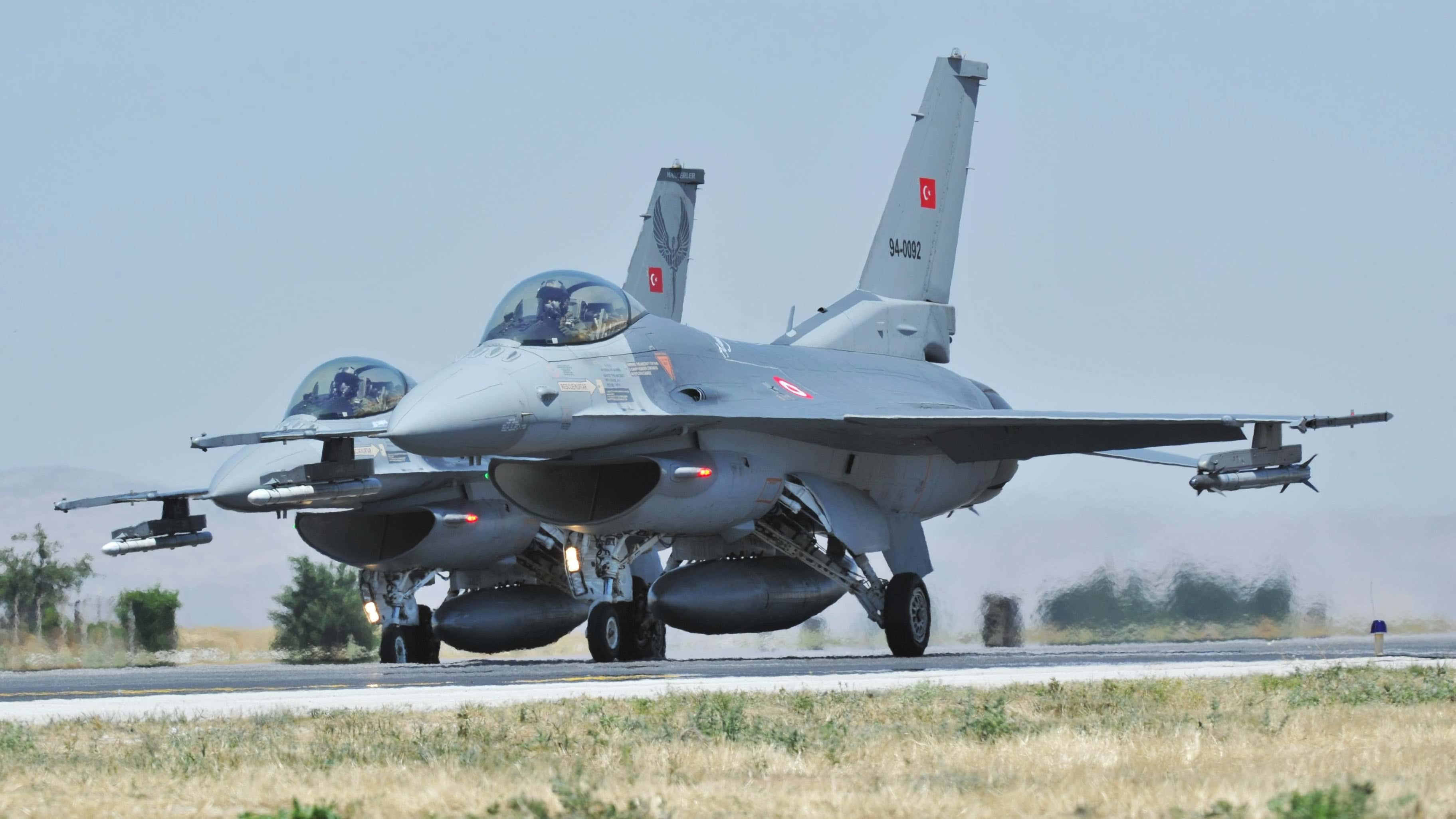 Face-Off Over The Aegean: How Greek And Turkish Air Forces Stack Up 24