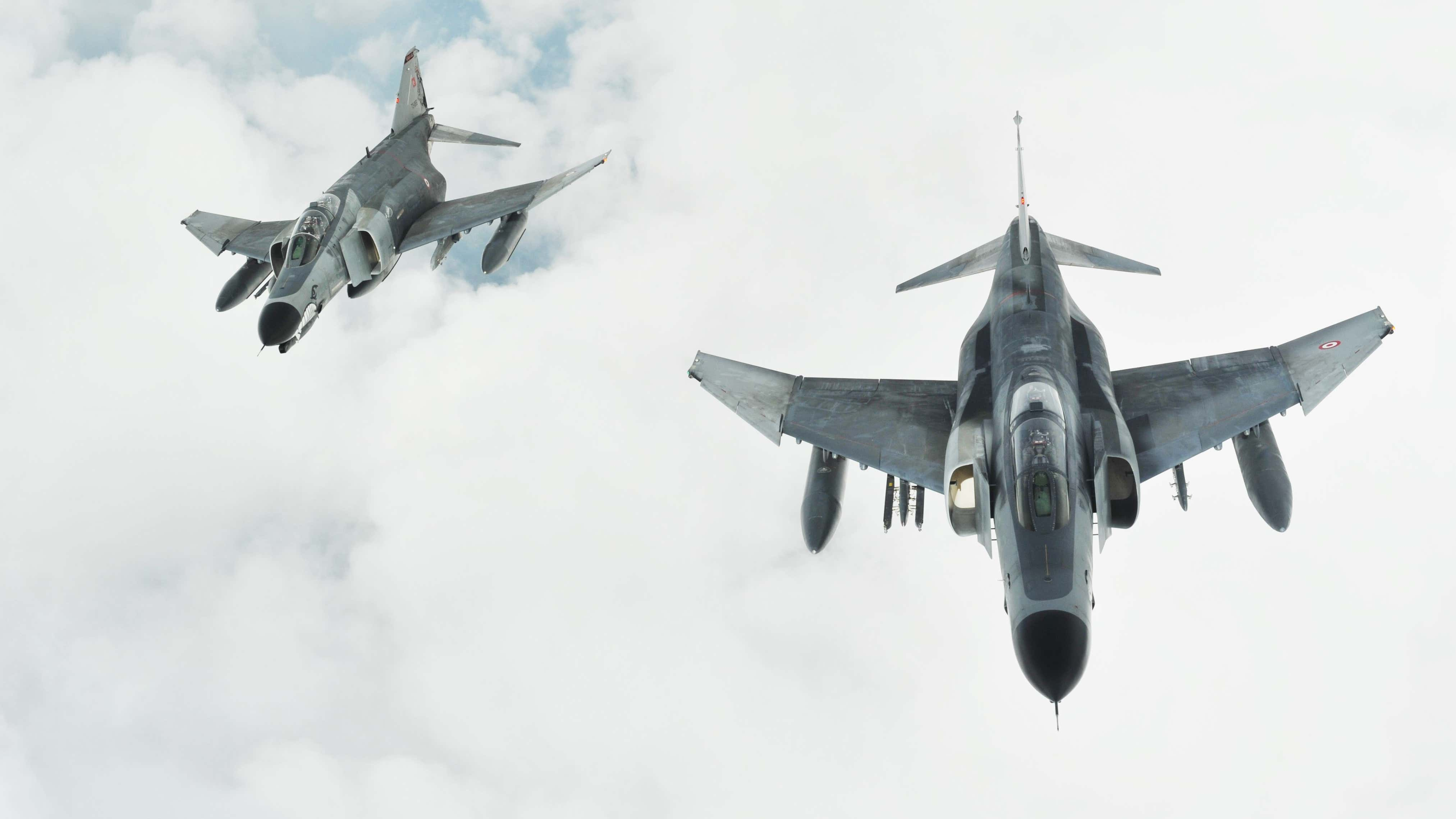 Face-Off Over The Aegean: How Greek And Turkish Air Forces Stack Up 27