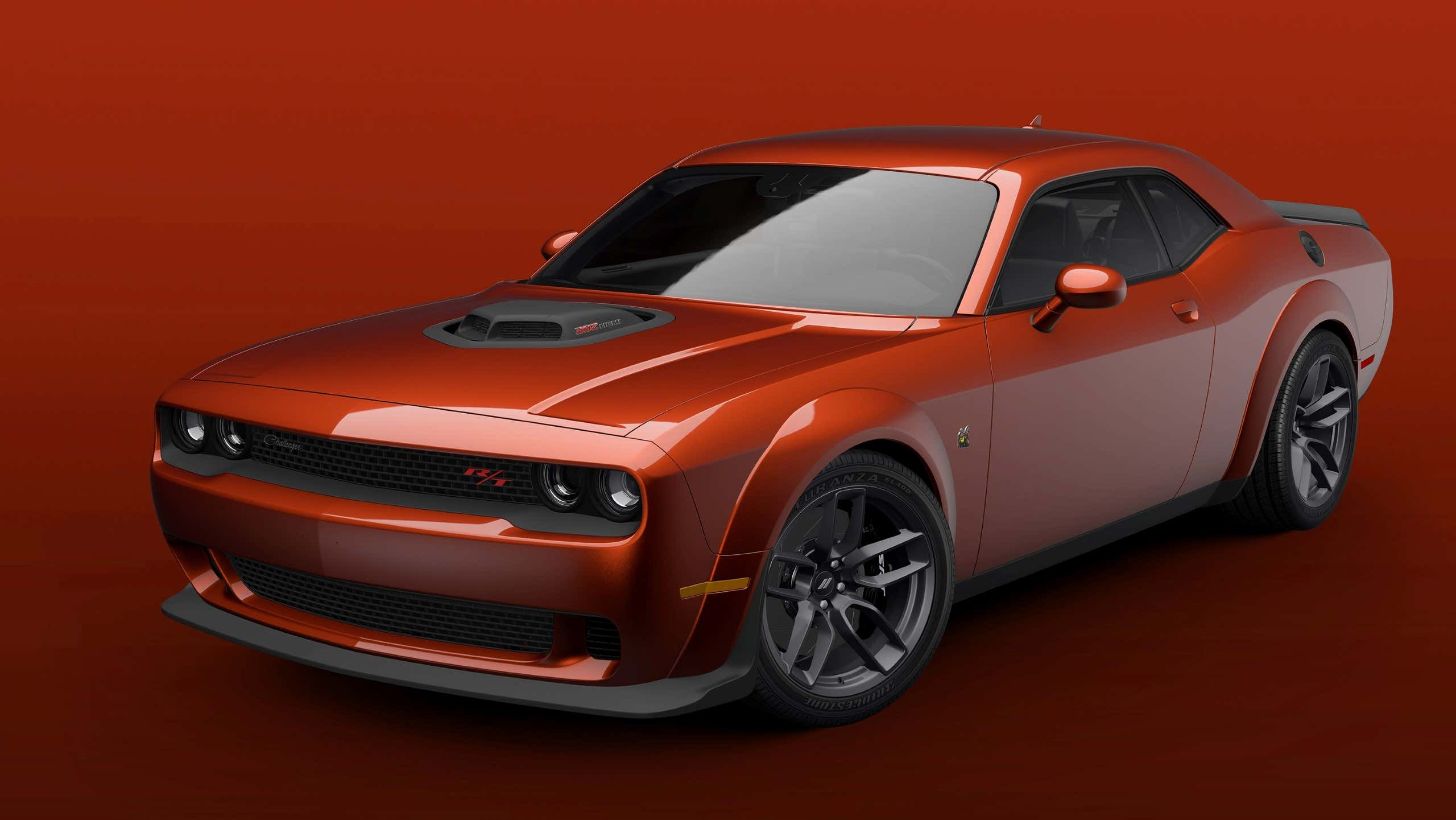 2021 Dodge Challenger R/T Scat Pack And T/A 392 Will Offer