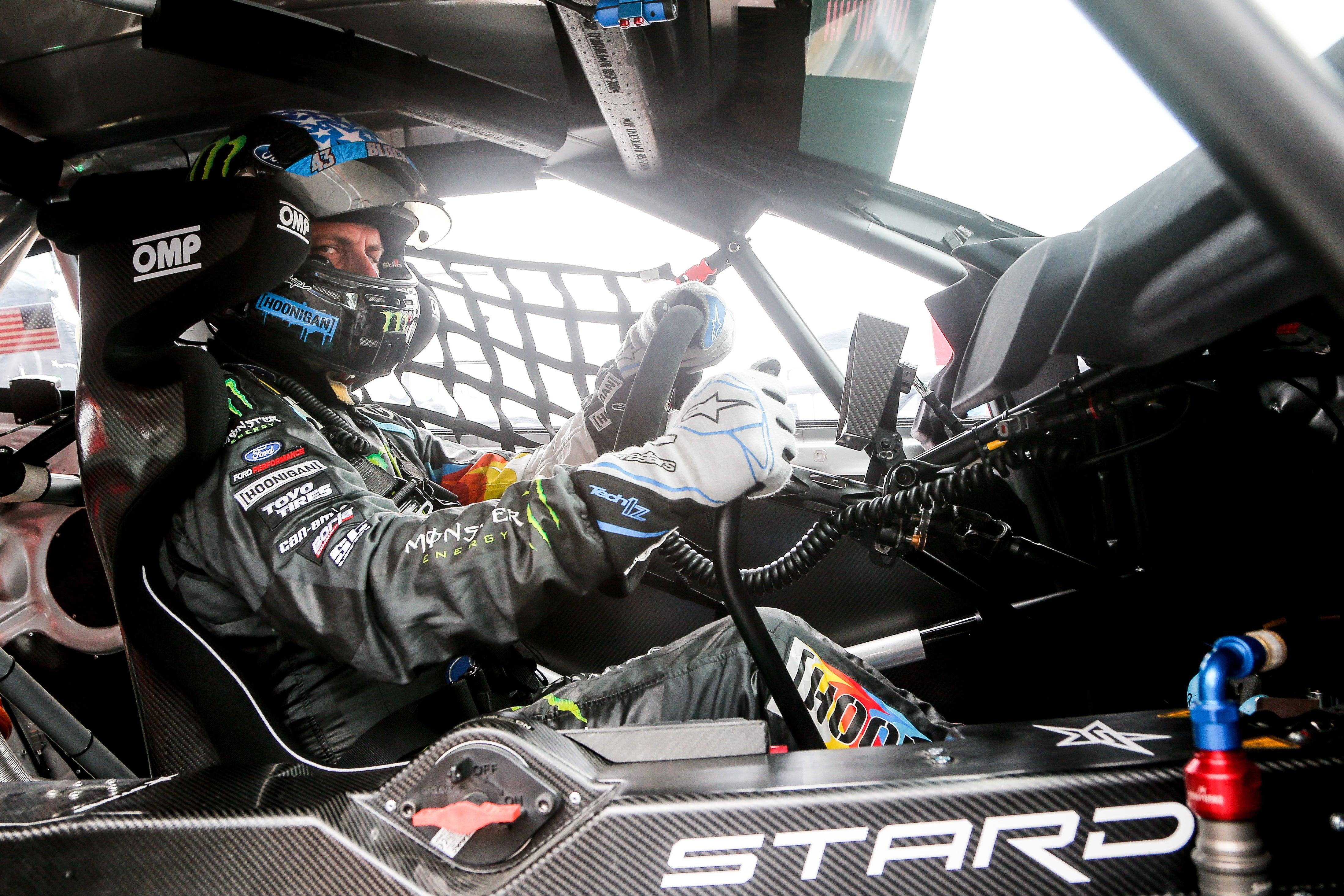 Ken Block Wins First Ever Electric Rallycross Race In 600 Hp Ford Fiesta Erx
