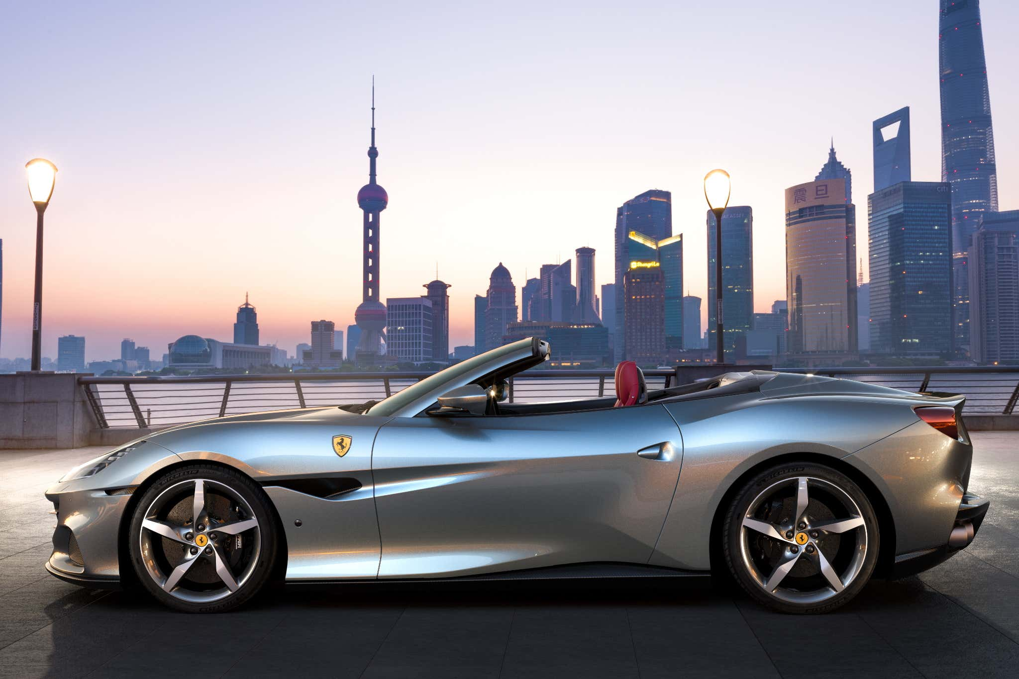 2021 Ferrari Portofino M The Entry Level Ferrari Gets 20 Hp A Boatload Of Safety Tech