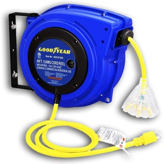 Goodyear Extension Cord Reel