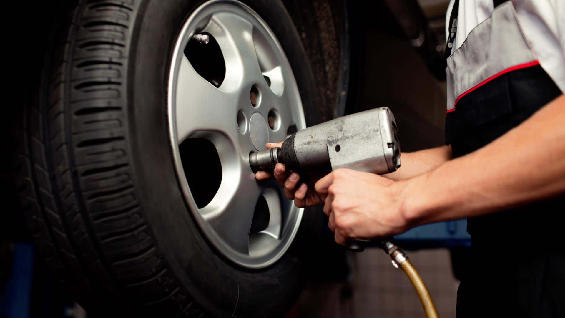 Let's make sure your tires are up to snuff.
